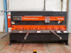 3M x 12mm Hydraulic Guillotine. Programmable backgauge