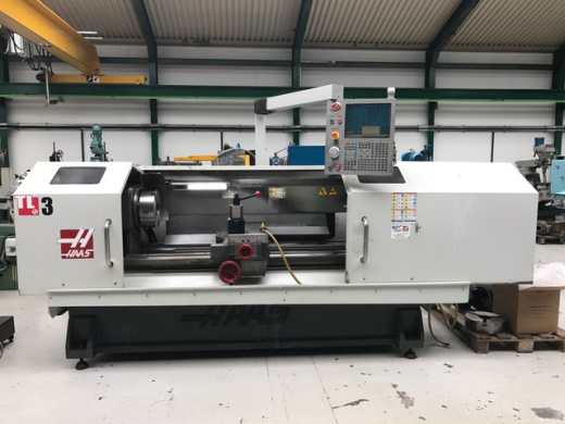 HAAS TL3 CNC Lathe. Year 2011