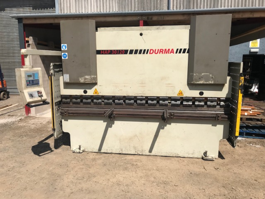 DURMA PRESSBRAKE 