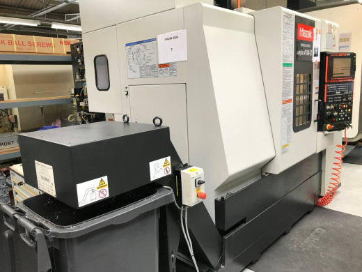 Mazak VCN410A-II, 2008, s/n 207382, Mazak Nexus control, Table size 900 x 410mm, Travels X-560mm, Y-