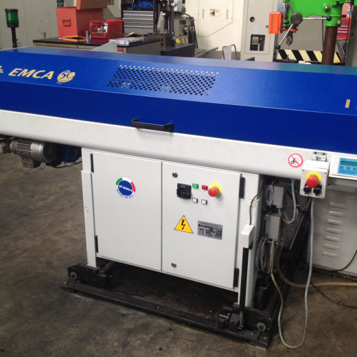 Iemca Kid80 Short Magazine Bar Feeder, 2011, s/n 021140QA01