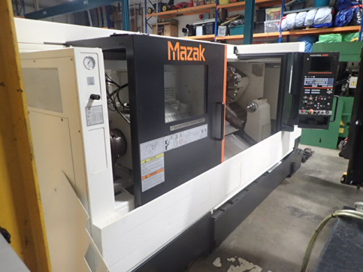 Mazak Quick Turn Smart 350, 2012, s/n 228152, 12 Station Turret, BB212 12