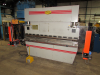 90 ton x 2500mm hydraulic downstroke Press Brake.
