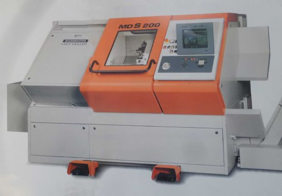 Gildermeister MDS 200 Twin Turret CNC Lathe for sale : Machinery