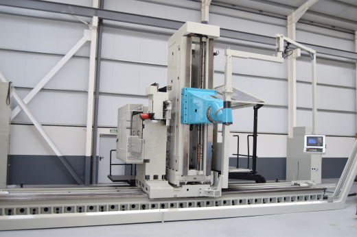 able Surface8.000 X 2.000 mm Longitudinal Traverse (X Axis)7.300 mm Transversal Traverse (Y Axis