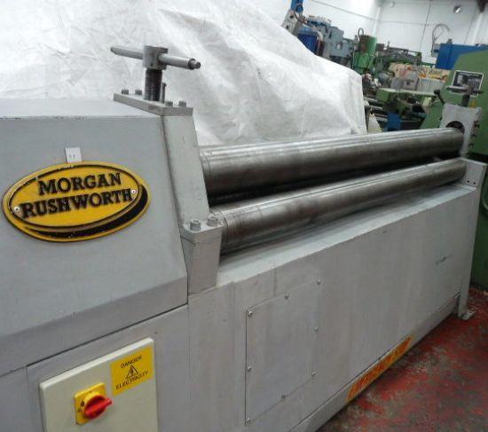 2050 x 4mm Capacity Heavy Duty Pyramid Powered Bending Rolls