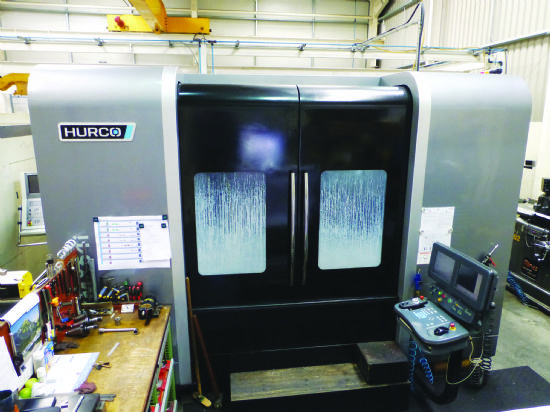 June 2015. 50 taper with 30-station tool changer, through-spindle coolant, 8,000rpm, spindle chiller