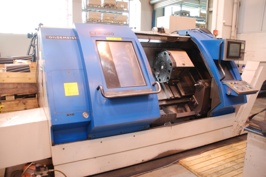 CNC Lathe