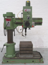1000mm Radial Drill with Box Table