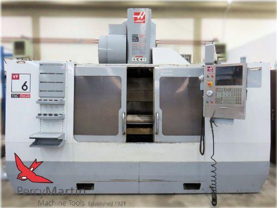 Control HAAS Maximum workpiece weight 1814kg Table Size 1626 x 711mm Traverses XYZ 1626 x 813