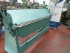 EDWARDS 2 Metre Hand Operated Straight Sheet Metal Folder