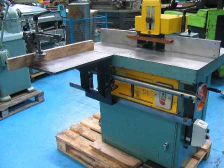 WILSON FV SPINDLE MOULDER  