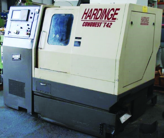 with Fanuc control, driven tools and C axis, tailstock, parts catcher, tooling package. YOM 1998