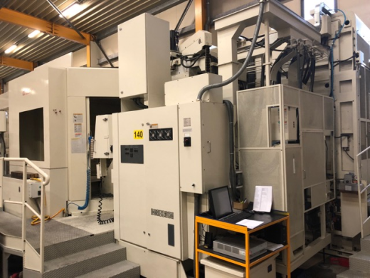 Multipallet Horizontal Machining Centre