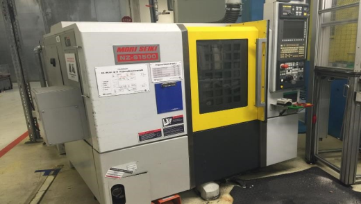 Machine OEM:  Mori Seiki Co., Limited