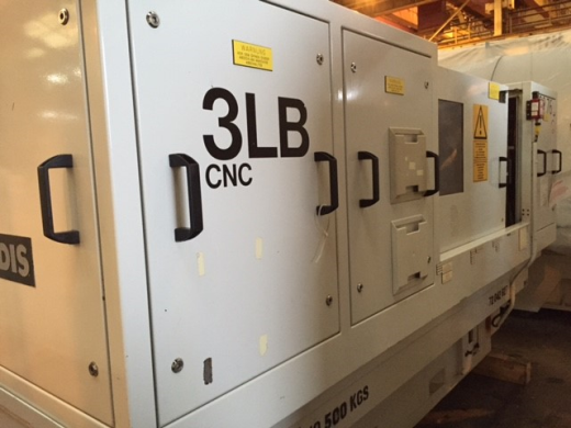Machine OEM: Landis Lund Fives Group OEM Machine Identification Number: TBA Year of Manufacture/Ye
