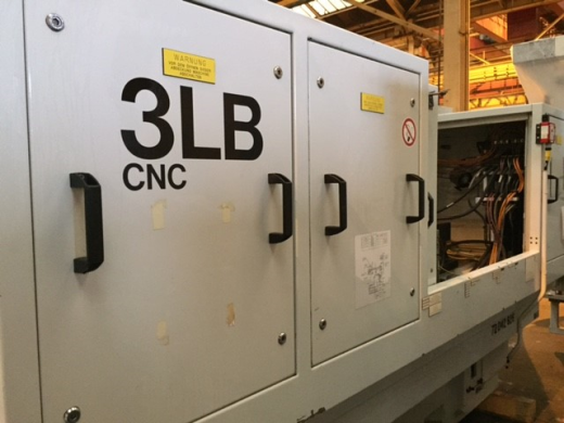 Machine OEM: Landis Lund Fives Group