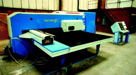 FINN-POWER F5-25 SB CNC Turret Punch Press for sale : Machinery