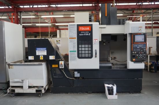 MAZAK Nexus VCN 410A-II 3 Axis Vertical Machining Centre for