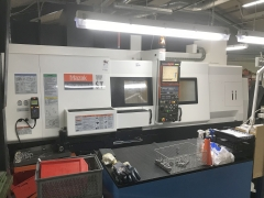 CNC Turn/Mill Centre  Mazatrol Matrix  Chuck size 8