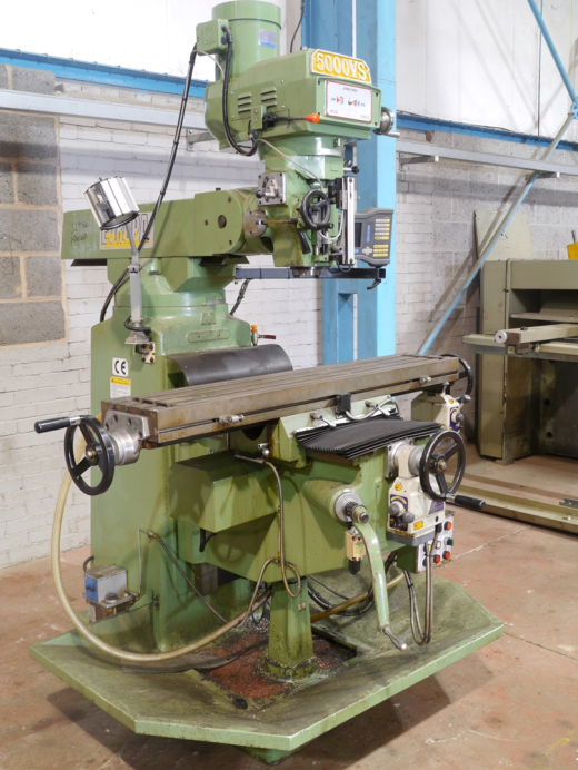 Manufacturer: EUROPA Model: 5000VS [Ref: 32984]