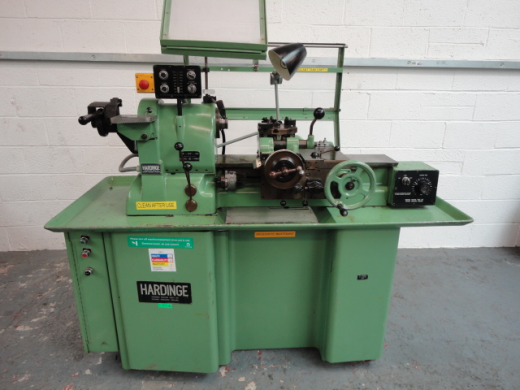 Hardinge HCT2 Turret Lathe