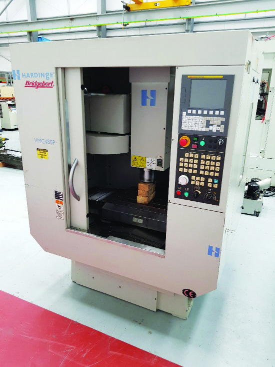 Fanuc Oi-MC, 16 ATC, tooling, speeds to 10,000rpm, BT40, 600 x 400mm table size, X=480, Y=401, Z=430
