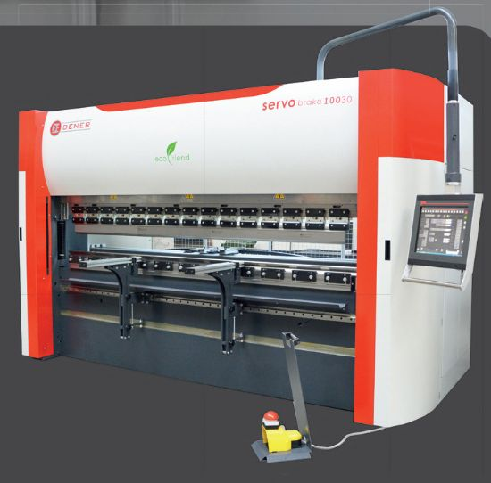 We can now offer a wide range of Dener Hydraulic Press Brakes and All Electric Servo E-Brakes that a