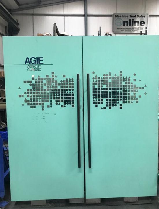 Agie Cut Classic CNC Wire Machine for sale : Machinery-Locator.com
