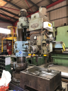 Asquith 4-6 3PS Radial Arm Drill, Power Rise And Fall, Driv Lock DC Spindle Brake, Spindle Speeds 9.5 - 1500RPM