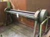 Rhodes Manual Bending Rolls, 72