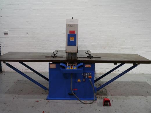 Manufacturer: BOSCHERT Model: Ecoline Profil EL750 Location: HOSE Serial No.: 1606 Year of Manuf