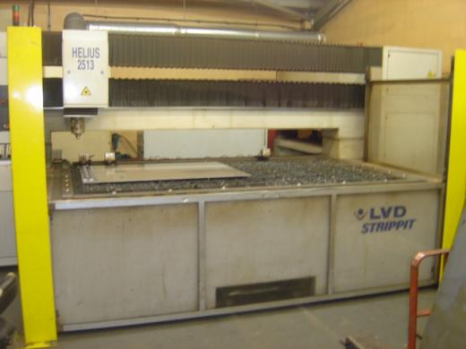 Bed area 2.5 x 1.25m, 3kw, Fanuc 160i-L CNC control