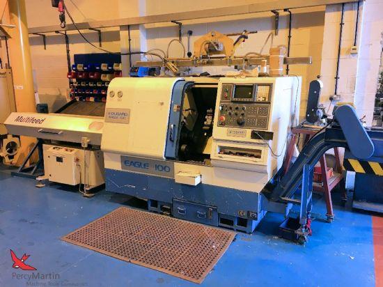 Control FANUC Oi Swing 470mm Bar Capacity 52mm Maximum Cutting diameter 260mm Maximum Cutting