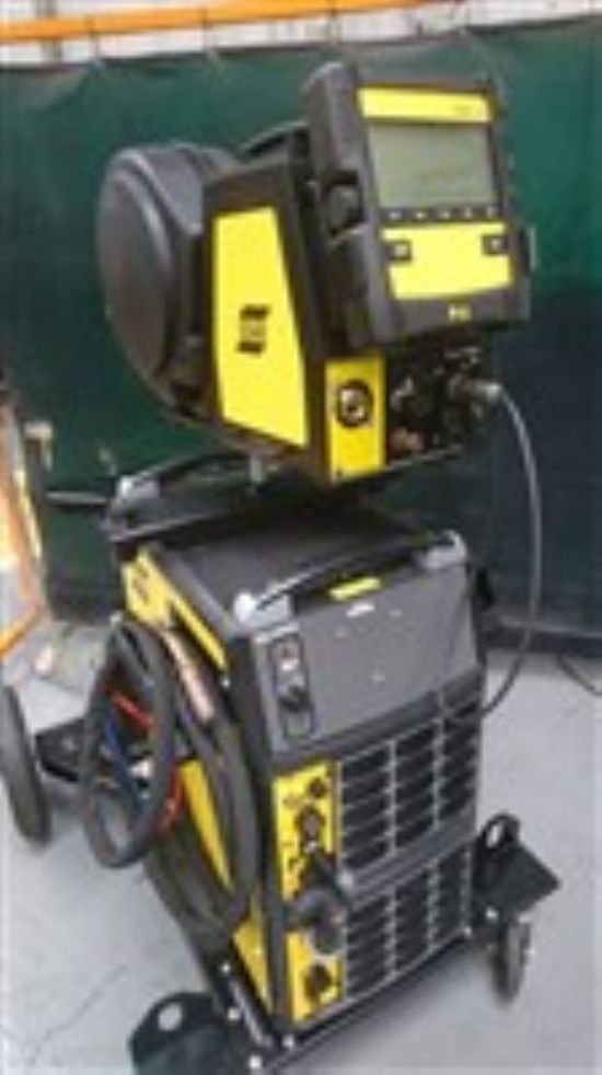 Aristo Mig 5000i or 4000i with feed 3004 with Aristo u8 controls with pulse and dc tig