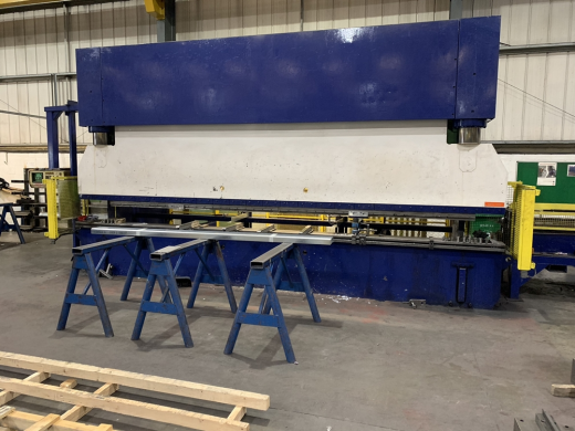 Manufacturer: LVD Model: PPN300/60 [Ref: J33047]