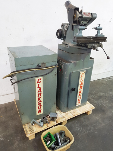 CLARKSON Mk.2 TOOL & CUTTER GRINDER Capacity 12