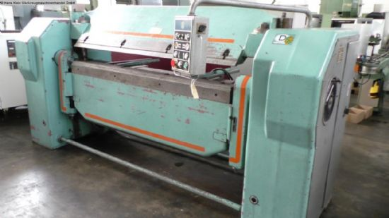 sheet width	2050 mm
