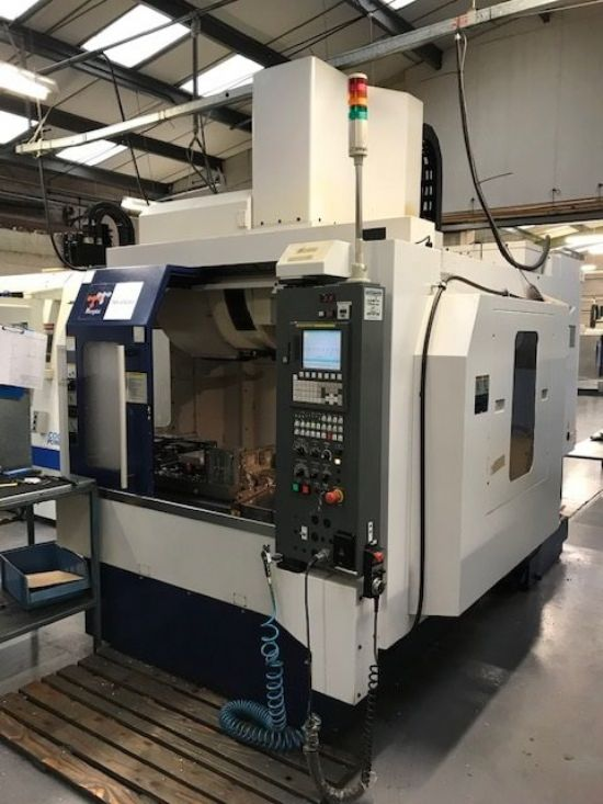 YOM: 2013 Stock Number: cmu/0182 Matchmaker by Tongtai Topper TMV-1050A II CNC vertical machining