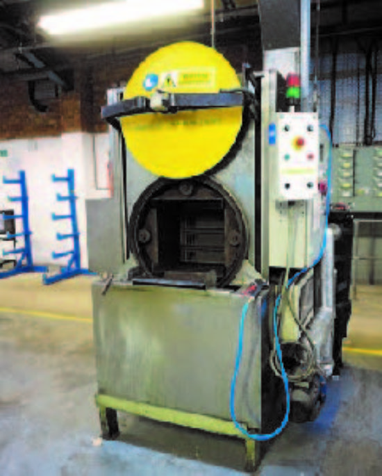 Caskade Heated Parts Washer for sale : Machinery-Locator com