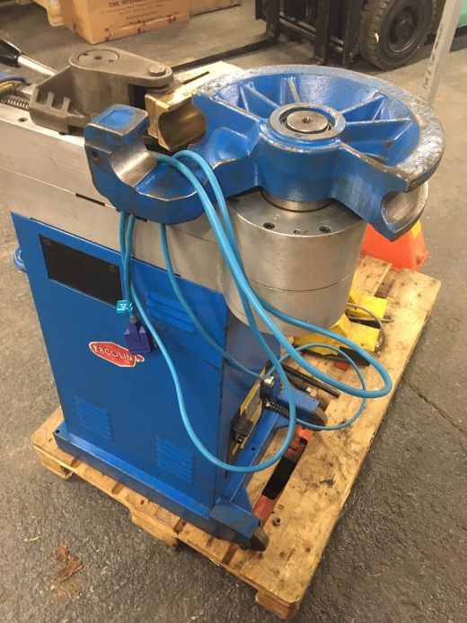 Used Ercolina Pipe Bending Machine for sale : Machinery