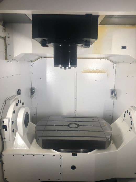 Multiplex Surface / Simultaneous 5-axis machining Centre