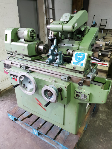RIBON RUR500 UNIVERSAL CYLINDRICAL GRINDER Capacity 11