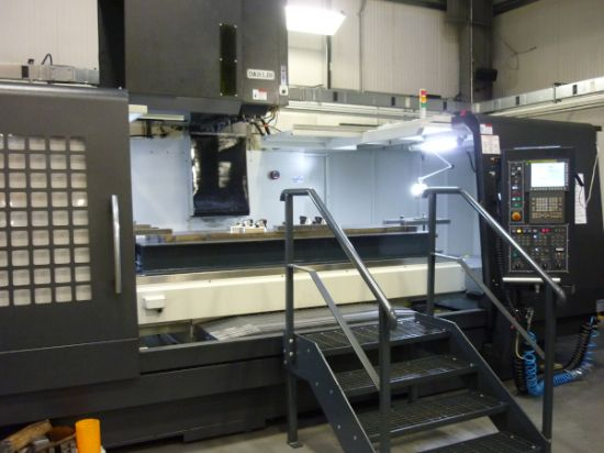INSTALLED 2018 – ONLY SIX MONTH'S USE – LIKE NEW!  Specification: X=2600mm, Y=870mm, Y=760mm, 600
