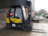 2.5 ton Gas Forklift.  Manufactured 2004