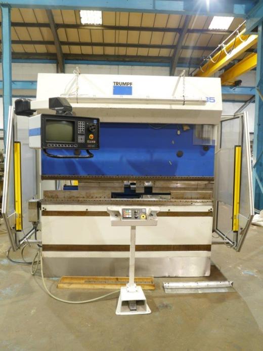 Manufacturer: TRUMPF Model: V85 [Ref: 33138]
