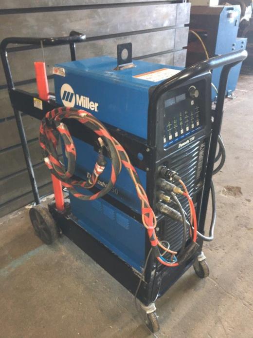 Manufacturer: MILLER Model: Dynasty 350 [Ref: 33149]
