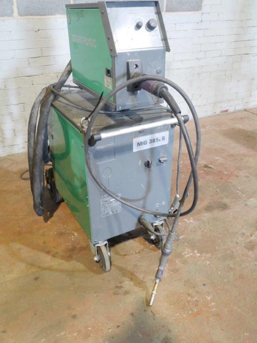 Manufacturer: MIGATRONIC Model: 385S [Ref: 33151]