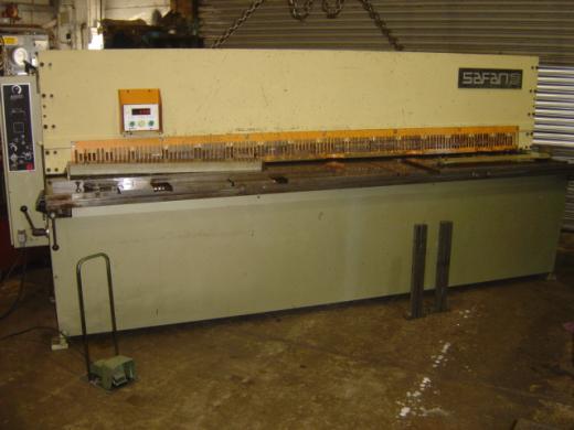 Length 3100mm, Cap 6mm, PBG, BGA, Vari-rake
