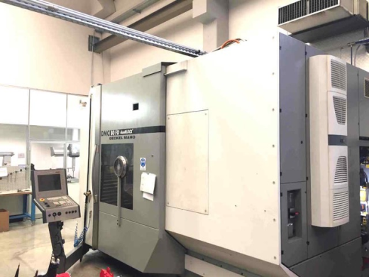 5-axis Universal Machining Centre